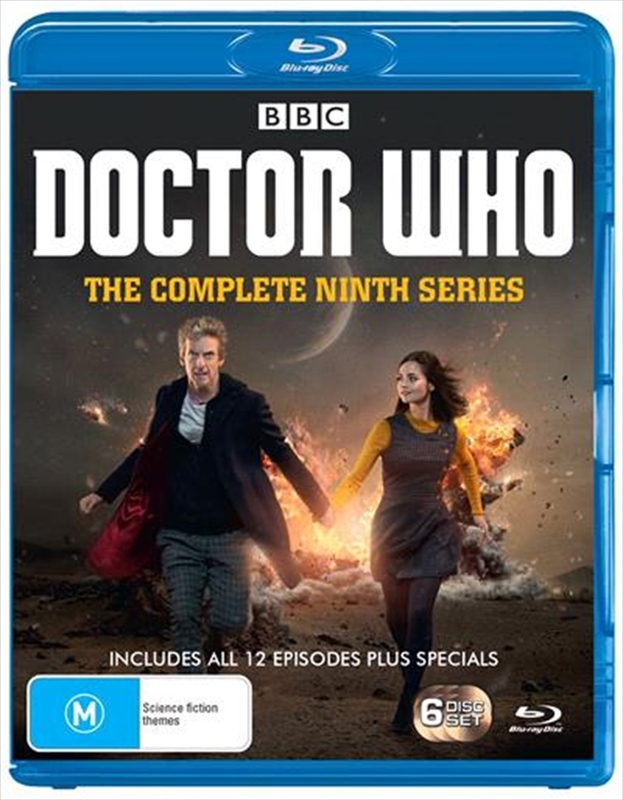 Doctor Who: The Complete Ninth Series on Blu-ray