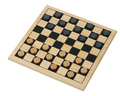 Wooden Checkers - Board Game