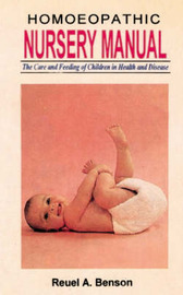 Homoeopathic Nursery Manual by B. Enson image