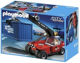 Playmobil - Cargo Transporter with Container (5256)