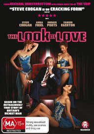 The Look of Love on DVD