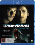 Honeymoon on Blu-ray