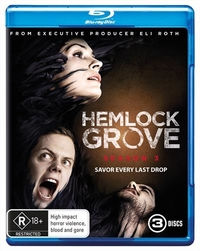 Hemlock Grove: Season 3 on Blu-ray