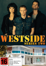 Westside - The Complete Series Two DVD