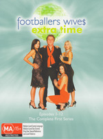 Footballers Wives : Extra Time Series 1 (3 Discs) on DVD