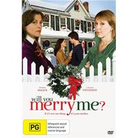 Will You Merry Me on DVD