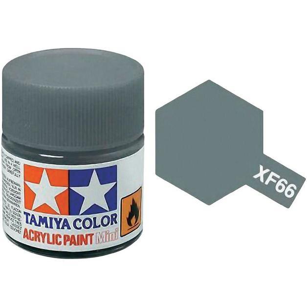 Tamiya Acrylic: Light Gray (XF66)