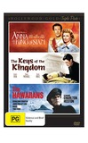Hollywood Gold Triple Pack - Anna & The King of Siam / The Keys of the Kingdom / The Hawaiians on DVD