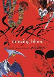 Drawing Blood by Gerald Scarfe