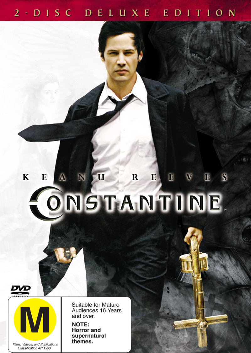 Constantine (2 Disc) on DVD image