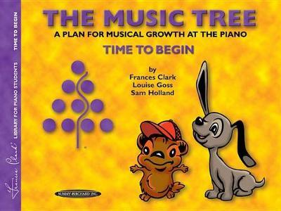 The Music Tree Student's Book by Frances Clark