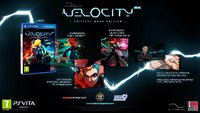 Velocity 2X Critical Mass Edition for PlayStation Vita image