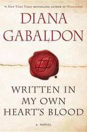 Written in My Own Heart's Blood (Outlander #8) by Diana Gabaldon