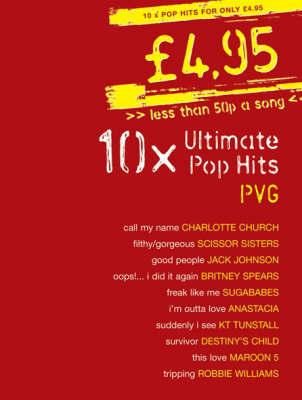 U4.95 - 10 Ultimate Pop Hits image