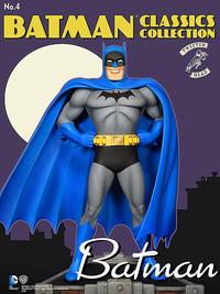 DC Comics: Batman Classic Maquette