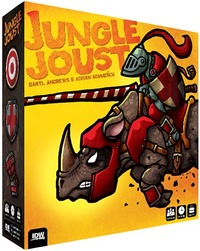 Jungle Joust - Board Game
