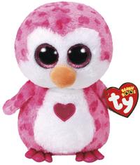 Ty Beanie Boo: Juliet Penguin - Medium Plush