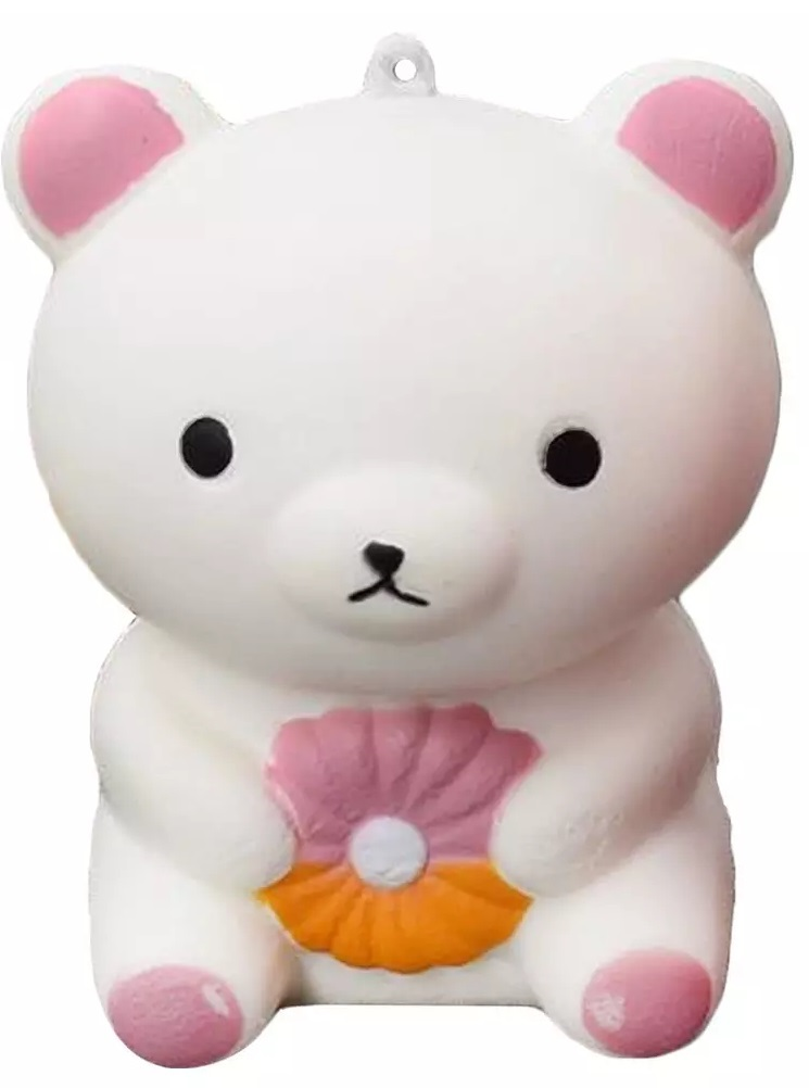 I Love Squishy: Bear Squishie Toy - Assorted Colours image