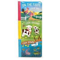 On the Farm: Look Up, Look Down, Look Around by Jaye Garnett