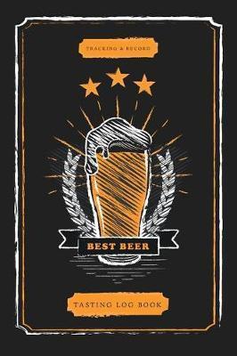 Best Beer Tasting Log Book by Michelia Creations