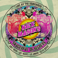 Live At The Roundhouse by Nick Mason's Saucerful Of Secrets image