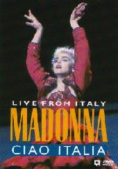 Madonna - Ciao Italia on DVD