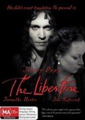 The Libertine on DVD
