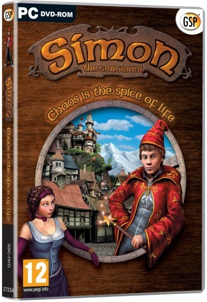 Simon the Sorcerer: Chaos is the Spice of Life for PC Games
