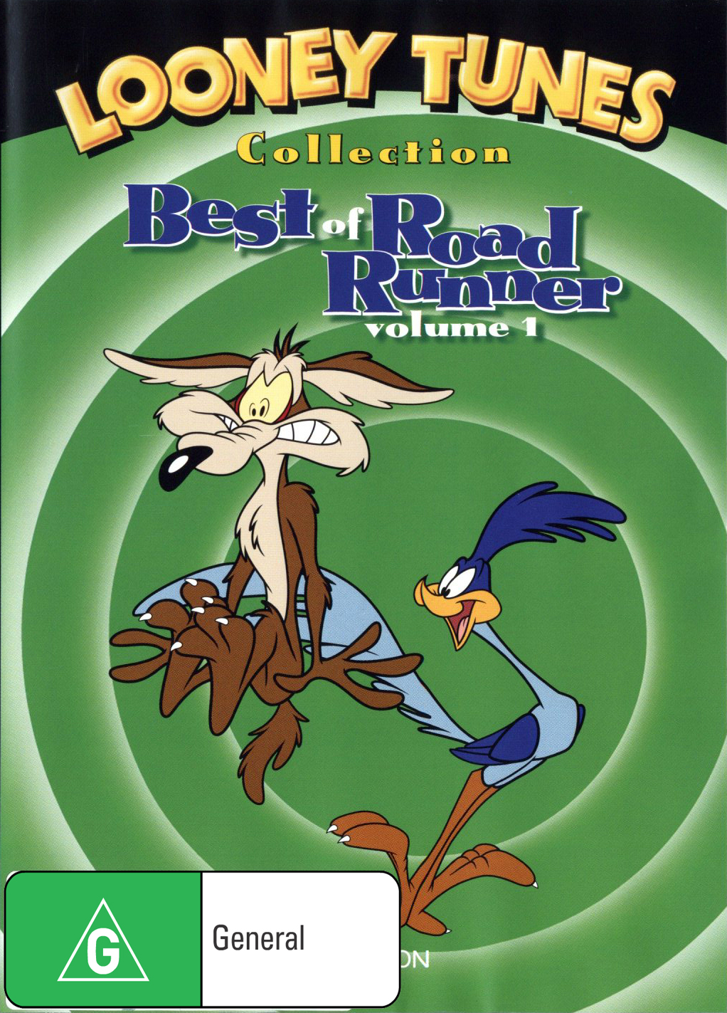 Looney Tunes Road Runner on DVD image