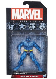 Marvel Infinite Action Figure Blue Beast 3.75""