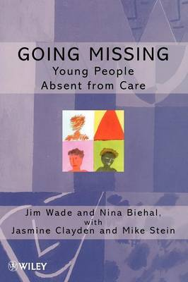 Going Missing by Jim Wade image