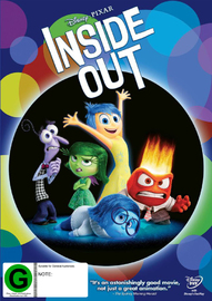 Inside Out on DVD image