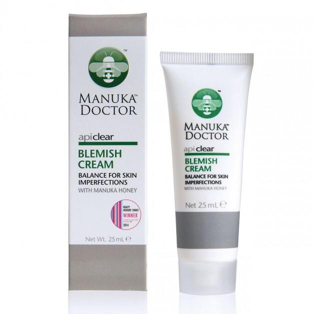 Manuka Doctor ApiClear Blemish Cream (25ml)