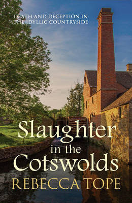 Slaughter in the Cotswolds by Rebecca Tope image