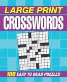 Large Print Crosswords by Arcturus Publishing