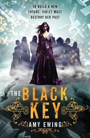 The Lone City 3: The Black Key by Amy Ewing image