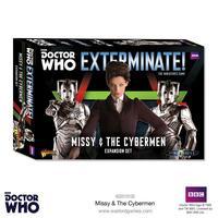 Doctor Who: Missy & The Cybermen Box Set