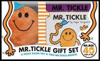 Mr Tickle Gift Set (Books & Soft Toy) by Roger Hargreaves