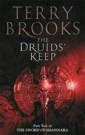 The Druid's Keep by Terry Brooks image