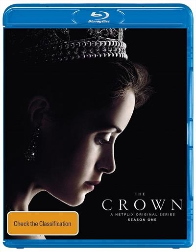 The Crown: Season 1 on Blu-ray