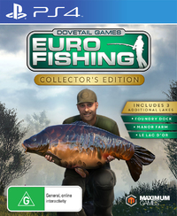 Euro Fishing Collector's Edition for PS4