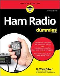 Ham Radio For Dummies by H Ward Silver