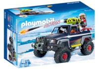 Playmobil: Action - Ice Pirates with Snow Truck (9059)