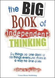 The Big Book of Independent Thinking image