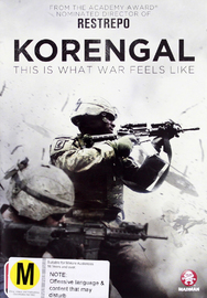 Korengal on DVD