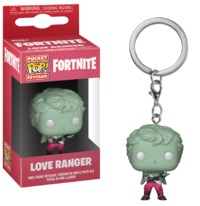 Fortnite - Love Ranger Pocket Pop! Keychain