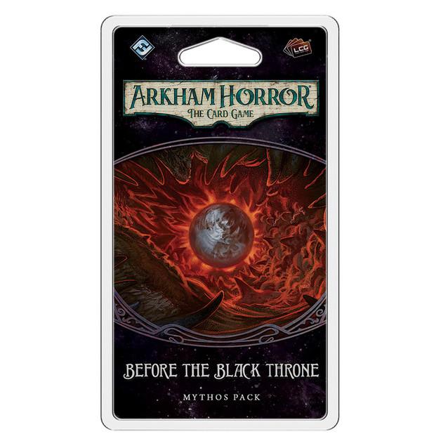 Arkham Horror LCG - Before the Black Throne - Mythos Pack