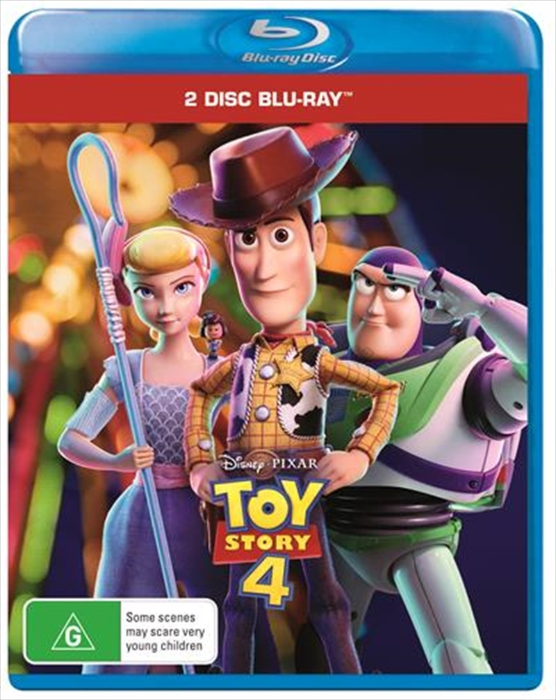 Toy Story 4 on Blu-ray image
