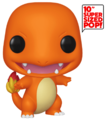 "Pokemon: Charmander – 10"" Super Sized Pop! Vinyl Figure"