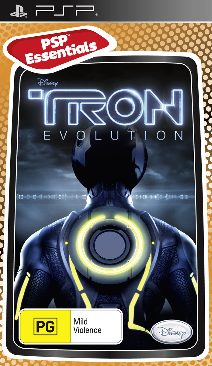 Tron Evolution (Essentials) for PSP image